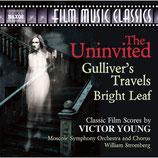 LA FALAISE MYSTERIEUSE / LES VOYAGES DE GULLIVER - VICTOR YOUNG (CD)