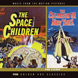 THE SPACE CHILDREN / THE COLOSSUS OF NEW YORK - VAN CLEAVE (CD)