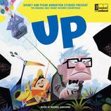 LA-HAUT (UP) MUSIQUE DE FILM - MICHAEL GIACCHINO (CDR)