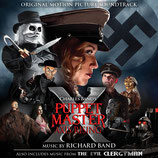 PUPPET MASTER X : AXIS RISING (MUSIQUE) - RICHARD BAND (CD + AUTOGRAPHE)