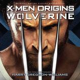 X-MEN ORIGINS : WOLVERINE (MUSIQUE) - HARRY GREGSON-WILLIAMS (CD)