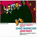 SACCO ET VANZETTI (MUSIQUE DE FILM) - ENNIO MORRICONE (CD)