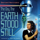 LE JOUR OU LA TERRE S'ARRETA (MUSIQUE DE FILM) - BERNARD HERRMANN (CD)
