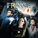 FRINGE SAISON 5 (MUSIQUE DE SERIE TV) - CHRIS TILTON (CD)