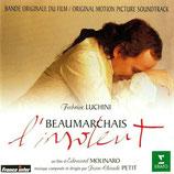 BEAUMARCHAIS L'INSOLENT (MUSIQUE DE FILM) - JEAN-CLAUDE PETIT (CD)