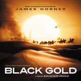 OR NOIR (BLACK GOLD) - MUSIQUE DE FILM - JAMES HORNER (CD)