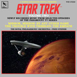 STAR TREK : MIROIR - TRIBULATIONS - L'IMPASSE - FRED STEINER (CD)