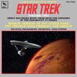 STAR TREK : MIROIR - TRIBULATIONS - L'IMPASSE (MUSIQUE TV) FRED STEINER (CD)