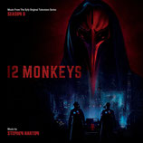 12 MONKEYS SAISON 3 (MUSIQUE SERIE TV) - STEPHEN BARTON (CD)