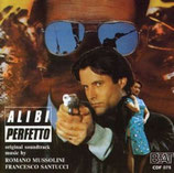 ALIBI PERFETTO (MUSIQUE DE FILM) - FRANCESCO SANTUCCI (CD)