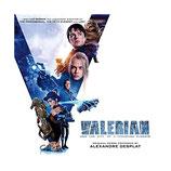 VALERIAN ET LA CITE DES MILLE PLANETES - ALEXANDRE DESPLAT (2 CD)