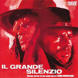LE GRAND SILENCE (MUSIQUE DE FILM) - ENNIO MORRICONE (CD)