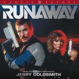 RUNAWAY L'EVADE DU FUTUR (MUSIQUE DE FILM) - JERRY GOLDSMITH (CD)