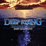 UN CRI DANS L'OCEAN (DEEP RISING) MUSIQUE - JERRY GOLDSMITH (CD)
