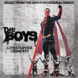 THE BOYS SAISON 1 (MUSIQUE DE SERIE TV) - CHRISTOPHER LENNERTZ (2 CD)