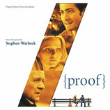 LA PREUVE IRREFUTABLE (PROOF) MUSIQUE - STEPHEN WARBECK (CD)