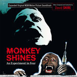 INCIDENTS DE PARCOURS (MONKEY SHINES) MUSIQUE - DAVID SHIRE (CD)