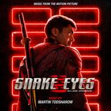 SNAKE EYES (MUSIQUE DE FILM) - MARTIN TODSHAROW (2 CD)
