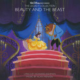 LA BELLE ET LA BETE (BEAUTY AND THE BEAST 1991) - ALAN MENKEN (2 CD)