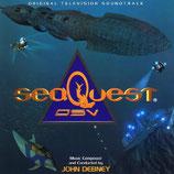SEAQUEST POLICE DES MERS (MUSIQUE DE SERIE TV) - JOHN DEBNEY (CD)