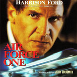 AIR FORCE ONE (MUSIQUE DE FILM) - JERRY GOLDSMITH (CD)