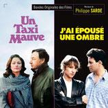UN TAXI MAUVE / J'AI EPOUSE UNE OMBRE (MUSIQUE) - PHILIPPE SARDE (CD)