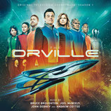 THE ORVILLE SAISON 1 - BRUCE BROUGHTON - JOHN DEBNEY (2 CD)