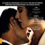 COCO CHANEL & IGOR STRAVINSKY (MUSIQUE DE FILM) - GABRIEL YARED (CD)