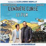 L'ENQUETE CORSE (MUSIQUE DE FILM) - ALEXANDRE DESPLAT (CD)