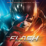 THE FLASH SAISON 3 (MUSIQUE DE SERIE TV) - BLAKE NEELY (CD + AUTOGRAPHE)