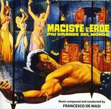 LE RETOUR DES TITANS (MUSIQUE DE FILM) - FRANCESCO DE MASI (CD)