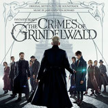 LES CRIMES DE GRINDELWALD (MUSIQUE) - JAMES NEWTON HOWARD (CD)
