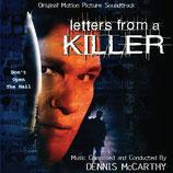 LETTRES A UN TUEUR (LETTERS FROM A KILLER) - DENNIS McCARTHY (CD)