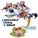 UN COSMONAUTE CHEZ LE ROI ARTHUR (UNIDENTIFIED FLYING ODDBALL) MUSIQUE DE FILM - RON GOODWIN (CD)
