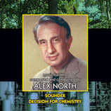 SOUNDER / DECISION FOR CHEMISTRY (MUSIQUE DE FILM) - ALEX NORTH (CD)