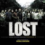 LOST : LES DISPARUS SAISON 2 (MUSIQUE) - MICHAEL GIACCHINO (CD)