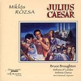 JULES CESAR (JULIUS CAESAR) - MUSIQUE DE FILM - MIKLOS ROZSA (CD)