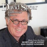MORTUARY ACADEMY / AU REVOIR PAPA (MUSIQUE) - DAVID SPEAR (CD)