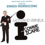 I COMME ICARE (MUSIQUE DE FILM) - ENNIO MORRICONE (CD)