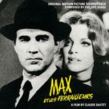 MAX ET LES FERRAILLEURS (MUSIQUE DE FILM) - PHILIPPE SARDE (CD)