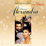 PRINCESSE ALEXANDRA (MUSIQUE DE FILM) - SERGE FRANKLIN (CD)