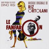 LE FANFARON / LE PIGEON (MUSIQUE DE FILM) - RIZ ORTOLANI - PIERO UMILIANI (CD)