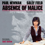 ABSENCE DE MALICE (ABSENCE OF MALICE) MUSIQUE - DAVE GRUSIN (CD)