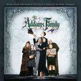 LA FAMILLE ADDAMS (THE ADDAMS FAMILY) MUSIQUE - MARC SHAIMAN (CD)