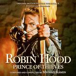 ROBIN DES BOIS PRINCE DES VOLEURS (MUSIQUE) - MICHAEL KAMEN (4 CD)