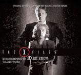 AUX FRONTIERES DU REEL (X-FILES VOLUME 3) MUSIQUE - MARK SNOW (4 CD)