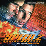 SPEED 2 : CAP SUR LE DANGER (MUSIQUE DE FILM) - MARK MANCINA (CD)