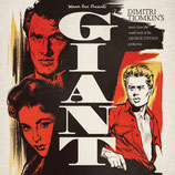 GEANT (GIANT) MUSIQUE DE FILM - DIMITRI TIOMKIN (2 CD)