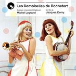 LES DEMOISELLES DE ROCHEFORT (MUSIQUE) - MICHEL LEGRAND (5 CD)
