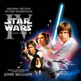 STAR WARS EPISODE 4, LA GUERRE DES ETOILES - JOHN WILLIAMS (2 CD)